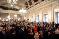 ERMENI - Ara Güler İçin Beyoğlu Üç Horan Ermeni Kilisesi'nde Tören Düzenleniyor