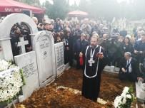 ERMENI - Ara Güler'in Cenaze Defin Töreni Havadan Görüntülendi