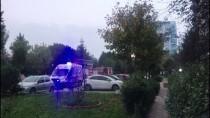 DEVLET HASTANESİ - Asansör Boşluğuna Düşen Genç Öldü