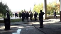 AVRUPA KONSEYİ - Bakan Çavuşoğlu Kosova'da Sultan Murat Kışlası'nı Ziyaret Etti