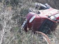Bandırma'da Trafik Kazası Açıklaması 7 Yaralı