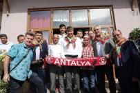 İBRAHIM AYDıN - Boğaçayı'na Yörük Köyü