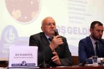 GENELKURMAY BAŞKANI - Bosna Hersek'in İlk Cumhurbaşkanı Aliya İzzetbegoviç İstanbul'da Anıldı
