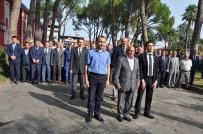 MEHMET ÖZTÜRK - Bozdoğan'da Muhtarlar Günü Kutlandı