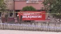 NİLÜFER - Bursa'da Kolonunda Çatlaklar Oluşan 5 Katlı Binanın Boşaltılması