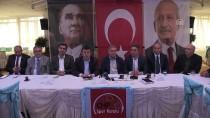 BÖLGE TOPLANTISI - CHP Spor Kurulu Bölge Toplantısı