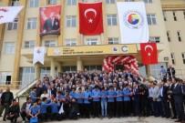 Çorum TOBB Mesleki Ve Teknik Anadolu Lisesi'nin Açılışını Hisarcıklıoğlu Ve Arslan Yaptı