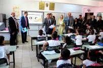 MEHMET TÜRKÖZ - Didim İlçe Milli Eğitim Projelerini Tanıttı