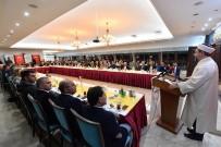 TUNCELİ VALİSİ - Diyanet İşleri Başkanı Erbaş, STK Temsilcileri Ve Kanaat Önderleriyle Bir Araya Geldi