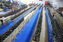 SURİYE - Dünyanın En Büyük Kanarya Yarışması Edremit'te Başladı