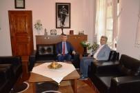 ALI SıRMALı - Edremit'te Yapılması Planlanan Yatırımlar Görüşüldü