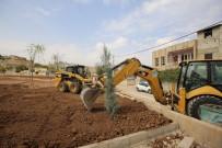 CENGIZ YıLDıZ - Eyyübiye'de Park Yapım Çalışmaları Sürüyor