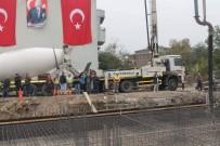 KURBAN KESİMİ - Filyos Öteyüz Camii Temeli Atıldı