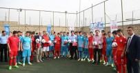 GENÇLİK VE SPOR BAKANLIĞI - Futbolun Efsaneleri Hükümlülerle Buluştu