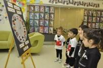 RESİM YARIŞMASI - Gaziantep'te 'Atam'a Özlem' Konulu Resim Yarışması Düzenlendi
