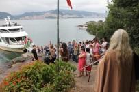 HER AÇIDAN - Giresun Adası Son Dönemde Turistlerin Yanı Sıra Film Yapımcılarının Da Dikkatini Çekti