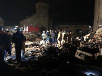 HAVAİ FİŞEK - Havai Fişek Fabrikasındaki Patlamada Ölü Sayısı Arttı
