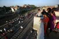 PENCAP - Hindistan'daki Tren Kazasında Ölü Sayısı 61'E Yükseldi