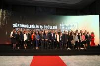 İBB'nin Yerli Ve Özgün Projeleri Ödül Getirdi