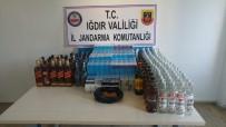 KAÇAK SİGARA - Iğdır'da Alkol Ve Sigara Kaçakçılığı