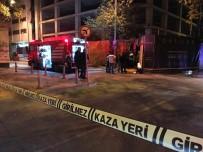 ÖZEL GÜVENLİK GÖREVLİSİ - İzmir'de İnşaat Alanında Patlama