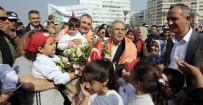 BALIKÇI TEKNESİ - İzmir'de Tarım Festivali Başladı