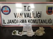METAMFETAMİN - Jandarma Yol Kontrolünde 112 Gram Metamfetamin İle 300 Gram Kubar Esrar Ele Geçirdi