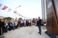 HÜSEYIN MUTLU - Karşıyaka'da 'Muhtarlar Parkı' Açıldı