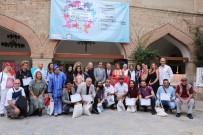 SADETTIN YÜCEL - Kuşadası Belediyesi Uluslararası 2. Resim Çalıştayı Sona Erdi