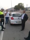 VEZIRHAN - Lüks Otomobille Dolandırıcılık Yapan 2 Şahıs Yakalandı