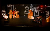 HAKAN YILMAZ - Maltepeliler 'Ölü'n Bizi Ayırana Dek' İsimli Tiyatro Oyununu İlgiyle İzledi