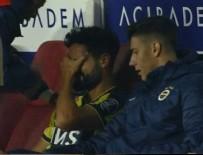 ALPER POTUK - Fenerbahçeli futbolcu gözyaşları