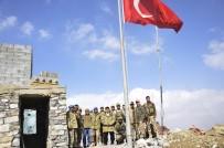 Mehmetçik Teröristlere Ülke Sınırlarını Dar Ediyor