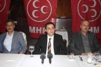 SAMIMIYET - MHP Aday Adayı Önder Açıklaması 'Talas'ta Sorun Çok'