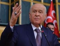 MHP - MHP lideri Bahçeli'den