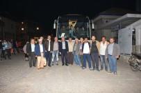 ÇANAKKALE ŞEHİTLİĞİ - Nazilli Belediyesi Kültür Gezilerinde Rekor Kırdı