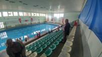 İNÖNÜ STADI - Osman Çağlı Kapalı Yüzme Havuzu Yıkılıyor