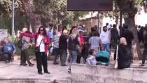 BALıKLıGÖL - Şanlıurfa'da Hafta Sonu Yoğunluğu