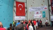 NİLÜFER - Spor Tırmanış Küçükler Ve Gençler Lider Balkan Şampiyonası