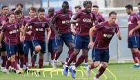 ÜNAL KARAMAN - Trabzonspor, BB Erzurumspor Hazırlıklarını Sürdürdü