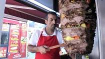 RUSYA - Turistlerin Vazgeçemediği Lezzet Açıklaması Sebzeli Bodrum Döneri