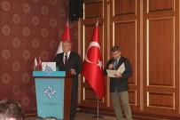 KAHRAMANLıK - Türk Tarih Kurumunda Türk-Macar İlişkileri Konuşuldu