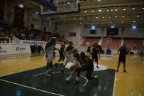 ALİHAN - Türkiye Basketbol 1. Ligi Açıklaması Petkim Spor Açıklaması 71 - Manisa Büyükşehir Belediye Açıklaması 78