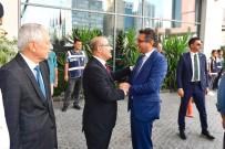 RAMAZAN AKYÜREK - Türkiye Ve KKTC Arasındaki İlişkiler Değerlendirildi
