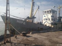 UKRAYNA - Ukrayna, Bağladığı Rusya Gemisini Teslim Etmedi