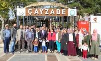 NURULLAH CAHAN - Uşak'ta Çölyak Hastalarına Destek Devam Ediyor
