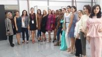 HAZIR GİYİM - Uşak Üniversitesi'nin Genç Tasarımcıları İzmir Fashion Prime' Da