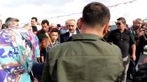 YENİ KÖPRÜ - Üzerinde Şükür Namazı Kılınan Köprü Açıldı
