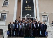 SEYFETTIN AZIZOĞLU - Vali Azizoğlu Açıklaması 'Muhtarlar Devlet İle Vatandaş Arasındaki Bağdır'