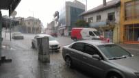 YAĞAN - Yunak'ta Şiddetli Yağış